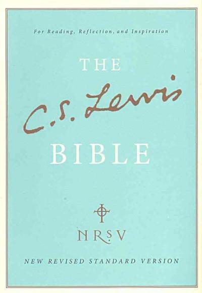 C. S. Lewis Bible