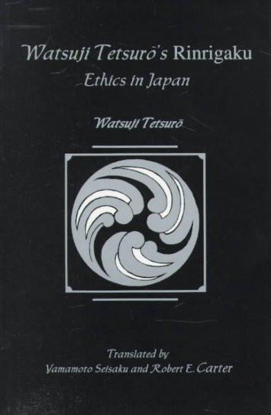 Watsuji Tetsuro's Rinrigaku