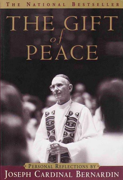 Gift of Peace : Personal Reflections