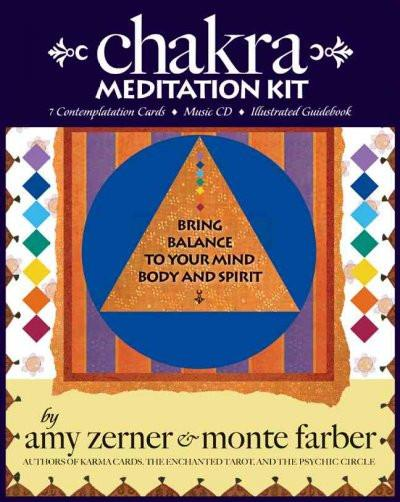 Chakra Meditation Kit