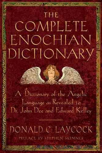 Complete Enochian Dictionary