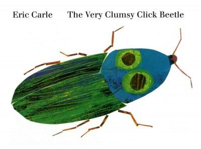 Very Clumsy Click Beetle