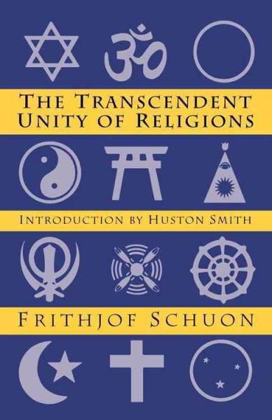 Transcendent Unity of Religions