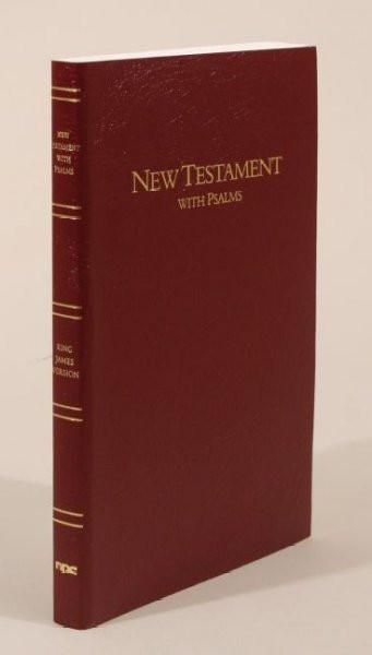 New Testament With Psalms