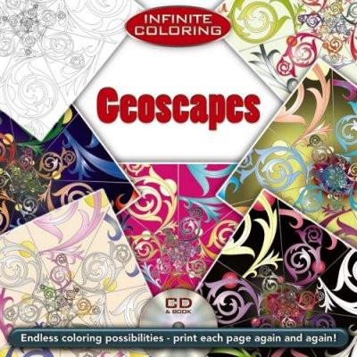 Infinite Coloring Geoscapes