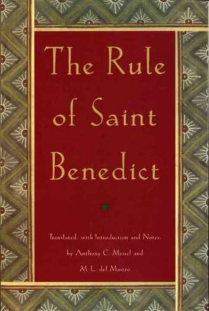 Rule of St. Benedict