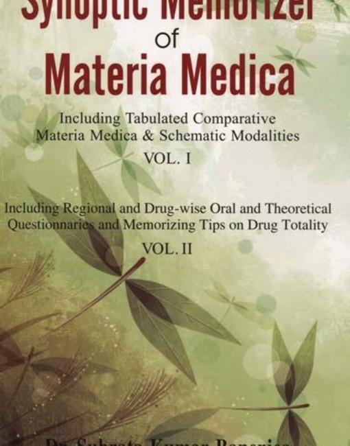 Synoptic Memorizer of Materia Medica