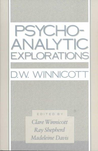 Psycho-Analytic Explorations