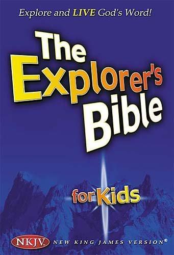 Explorer's Bible for Kids