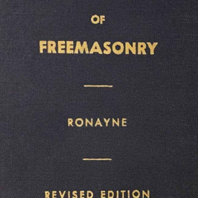 Ronayne's Handbook of Freemasonry