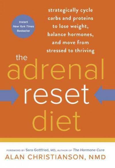 Adrenal Reset Diet