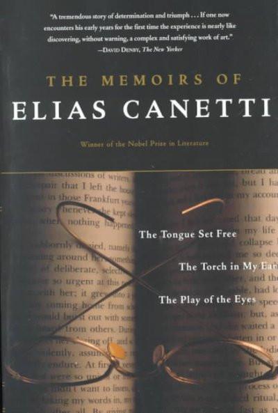 Memoirs of Elias Canetti