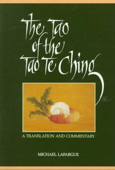 Tao of the Tao Te Ching