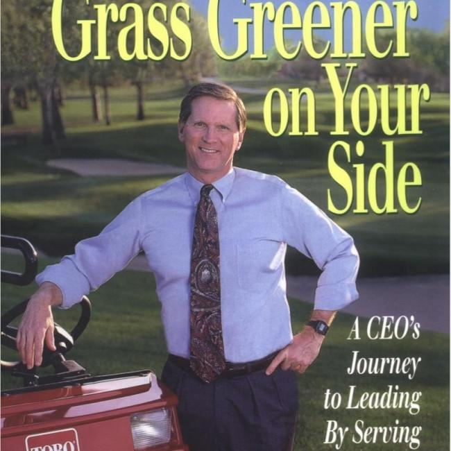 Making the Grass Greener on Your Side