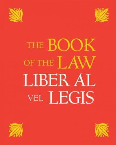 Book of the Law/Liber Al Vel Legis