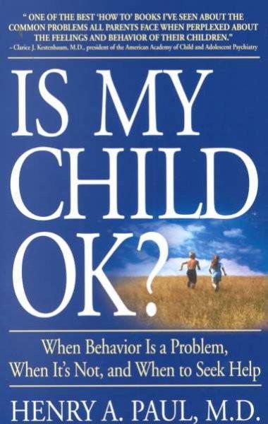 Is My Child Ok?