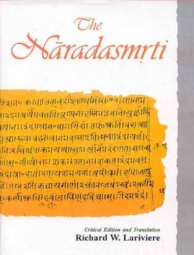 Naradasmruti, the