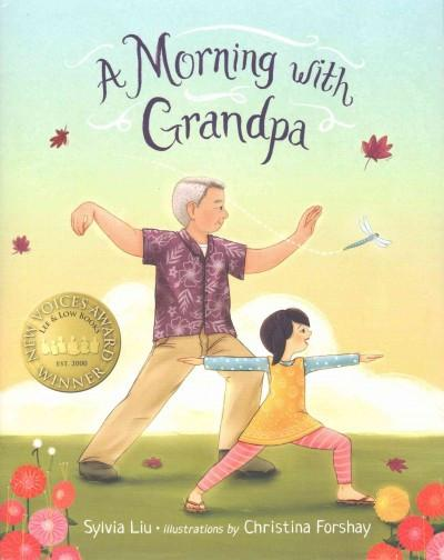 Morning with Grandpa