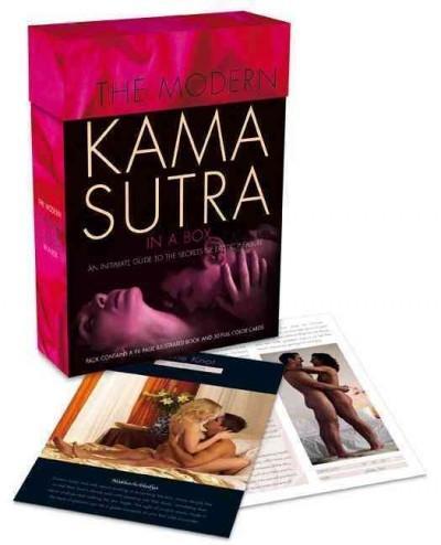 Modern Kama Sutra in a Box
