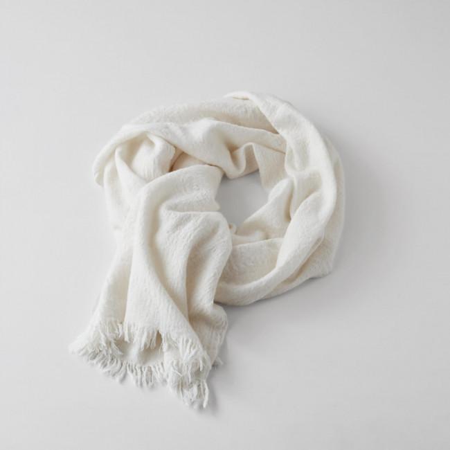 Wool Khadi Scarf