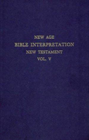 New Age Bible Interpretation