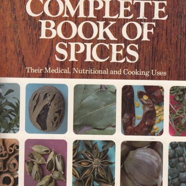 Complete Book of Spices