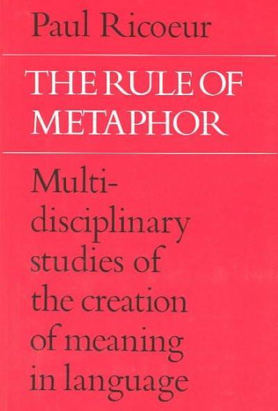 Rule of Metaphor
