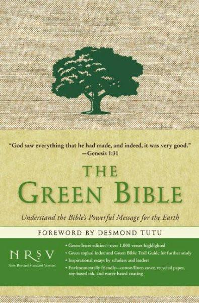 Green Bible : New Revised Standard Version