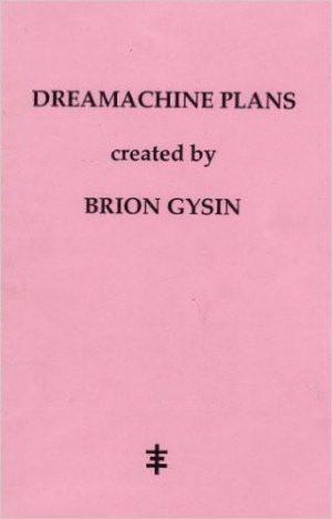 Dream Machine Plans