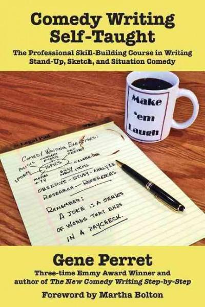 Comedy Writing Self-Taught