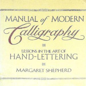 Manual of Modern Calligraphy
