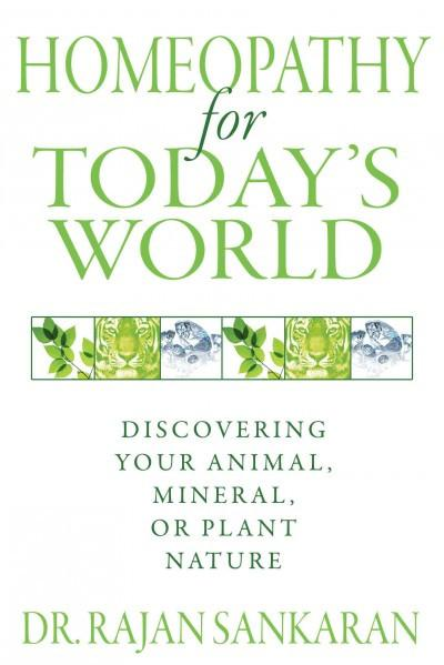 Homeopathy for Today's World