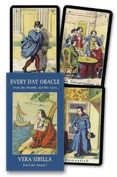 Every Day Oracle/Oraculo Diario /Vera Sibilla Italiana/Oracle Quotidien