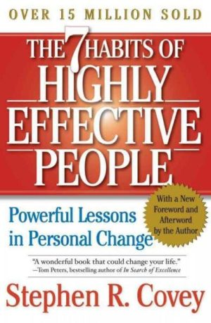 7 Habits Of Highly Effective People 15th Anniversary Edition