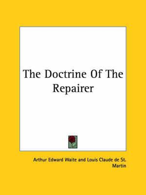 Doctrine of the Repairer