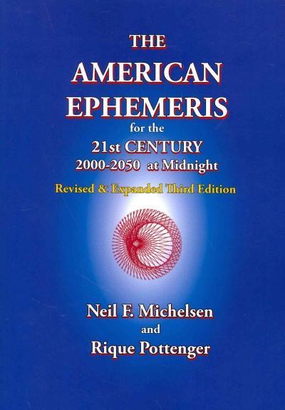 American Ephemeris for the 21st Century
