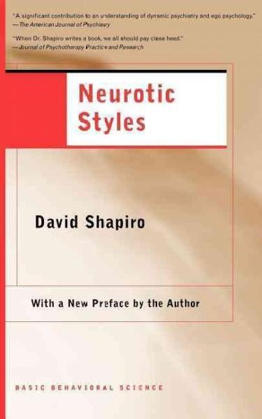 Neurotic Styles