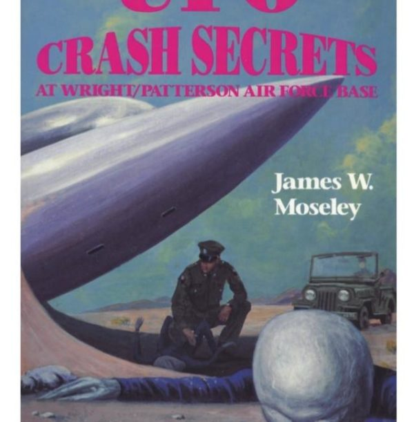 Ufo Crash Secrets at Wright Patterson Air Force Base