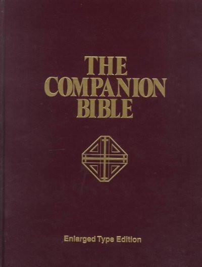 Companion Bible : Enlarged
