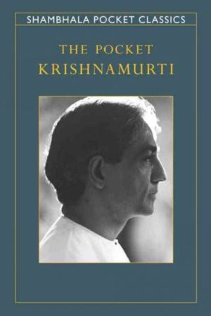 Pocket Krishnamurti