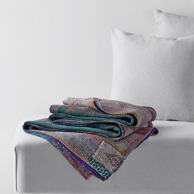 Central Asian Cotton Quilt