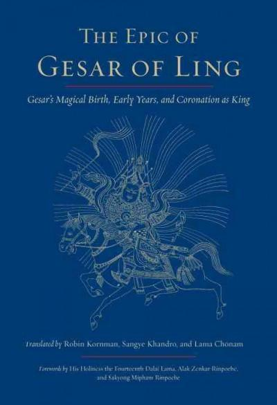 Epic of Gesar of Ling