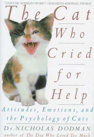 Cat Who Cried for Help