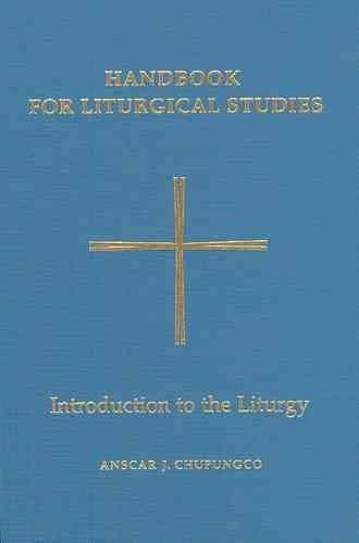 Handbook for Liturgical Studies