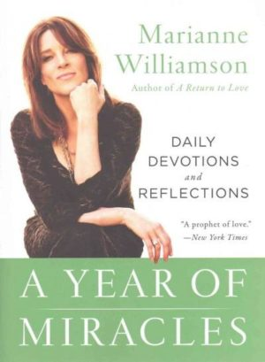 Year of Miracles : Daily Devotions and Reflections