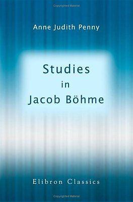 Studies in Jacob Boehme