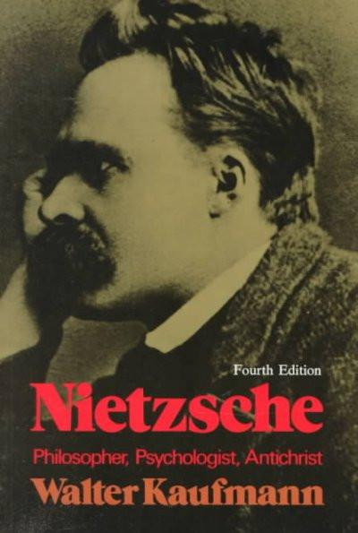Nietzsche, Philosopher, Psychologist, Antichrist
