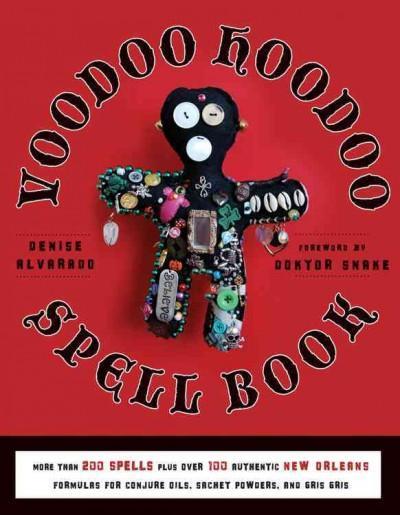 Voodoo Hoodoo Spellbook