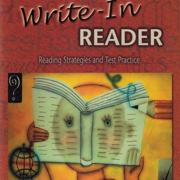 Write-in Reader Level 8