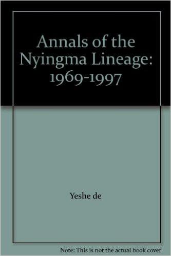 Annals of the Nyingma Lineage